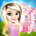 Dollhouse Decorating Games icon