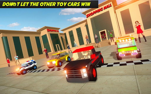 Shopping Mall electric toy car driving car games 1.1 10