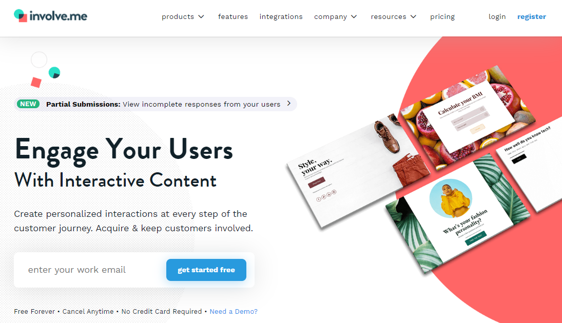 examples of tools to create interactive content