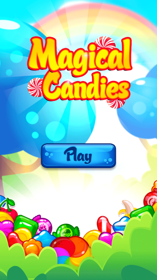 Magical Candies- screenshot