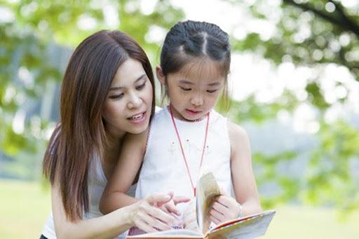 Kết quả hình ảnh cho dạy con gái