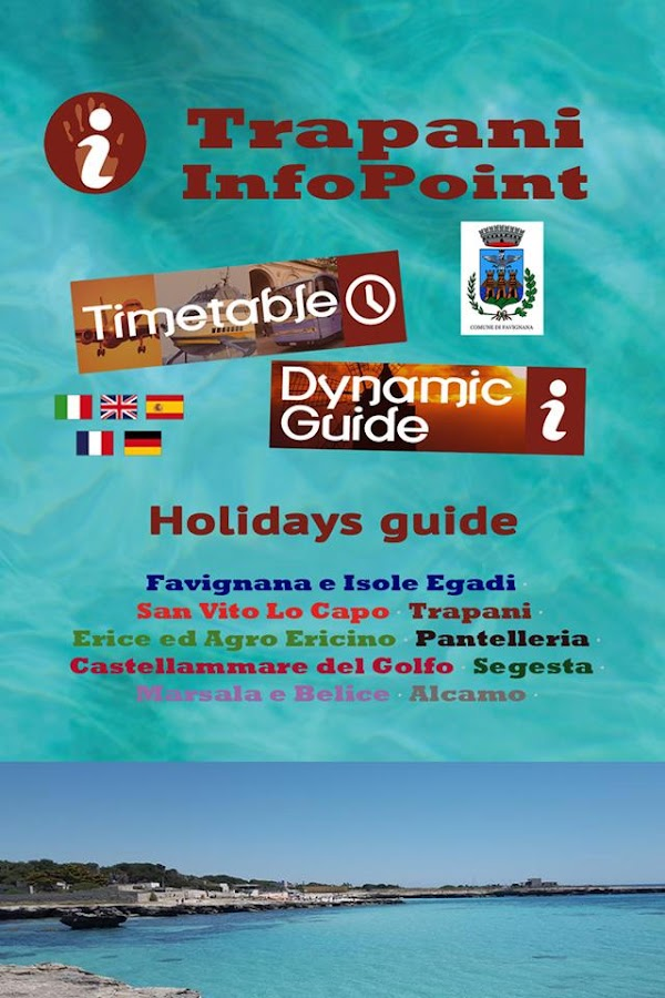 Trapani Info Point 2017- screenshot