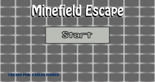 Minefield Escape - náhled