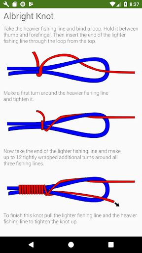 Fishing Knots 18.0 screenshots 2