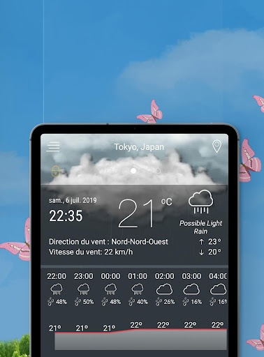 Weather today : Local weather forecast  Screenshots 10