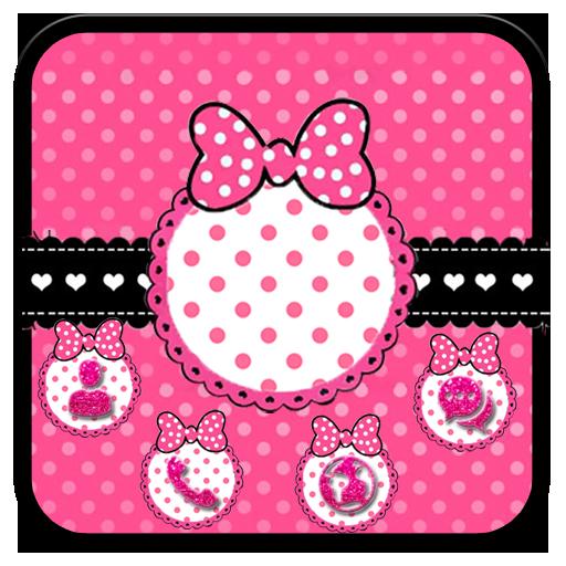 Pink Bowknot