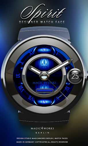 Spirit Watch Face