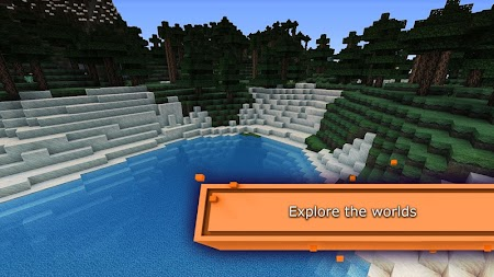 My Cube Craft Exploration Lite APK screenshot thumbnail 3