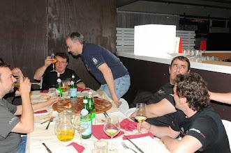 Photo: 11 giugno sabato - Pizzata al Kontiki