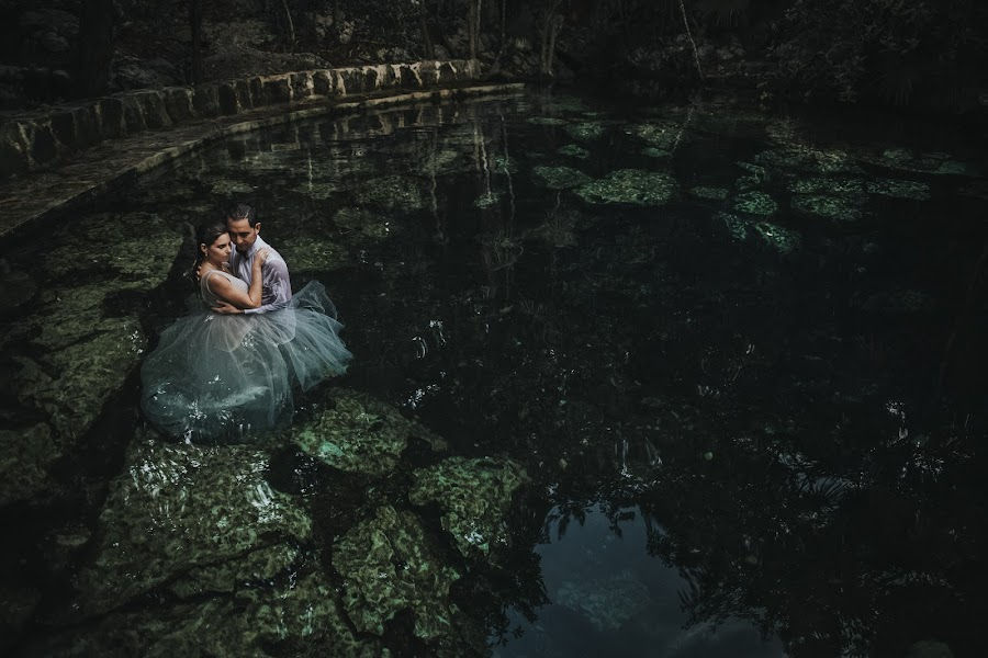Wedding photographer Christian Macias (christianmacias). Photo of 03.12.2019