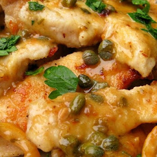 Lemon Chicken Piccata Recipes