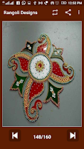 Rangoli Designs - screenshot thumbnail 07