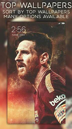 ud83dudd25 Lionel Messi Wallpapers 4K | Full HD ud83dude0d Apk apps 7