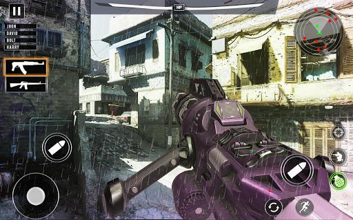 FPS Gunner Shooter: Commando Mission Game 1.0.16 screenshots 8
