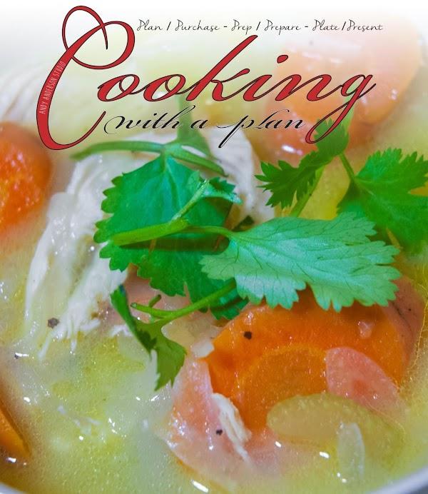 Autumn Essentials: Rustic Chicken Soup/stew Recipe