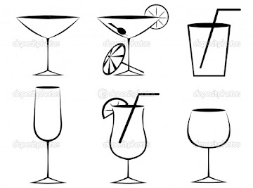 Glasses & Containers For Drink Making Recipe