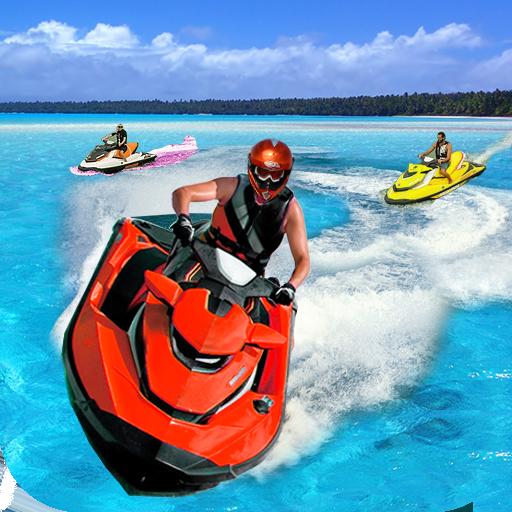 水 功率 船 賽車 賽車遊戲 App LOGO-硬是要APP