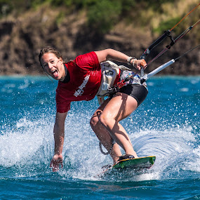 Kiting Safari by Jason Rose - Sports & Fitness Watersports