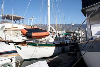 Photo: Santa Barbara Harbor