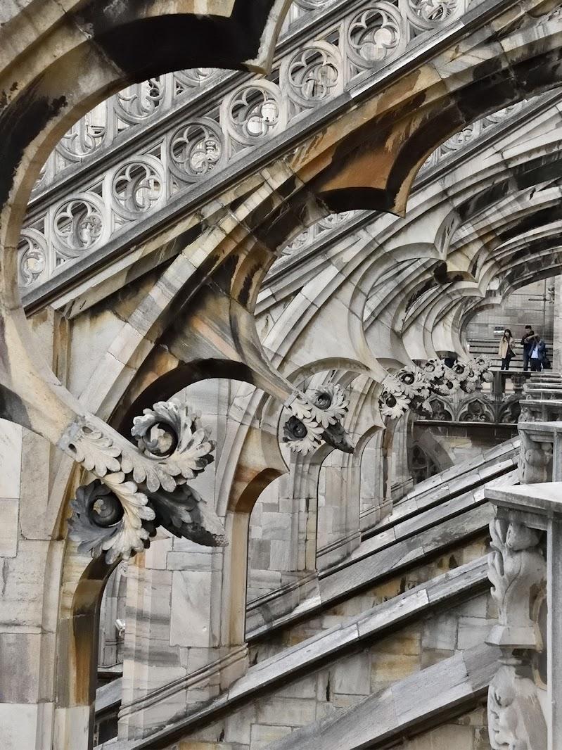 Dalle guglie del Duomo... di utente cancellato
