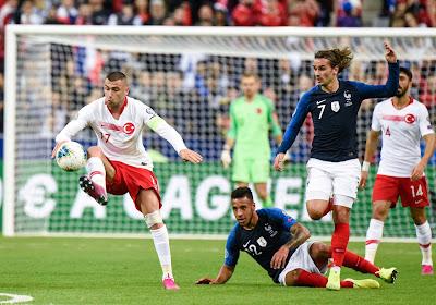Qualifications Euro 2020 : La France tenue en échec par la Turquie, l'Ukraine se paie le scalp du Portugal et se qualifie, l'Angleterre cartonne