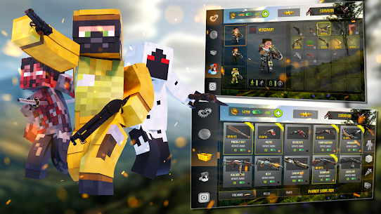 Huntercraft Apk Download For Android and Iphone 5