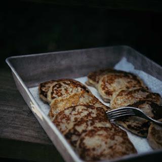 Cinnamon Banana Fritters.