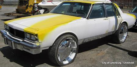 Photo: Lot 49 - 1984 Chevrolet Caprice - 113,691 miles