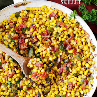 Bacon and Corn Skillet