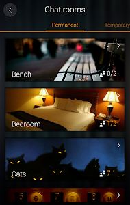 Shadow Chat screenshot 2