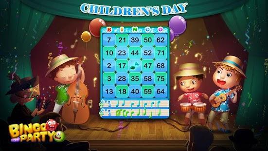 Bingo Party - Free Bingo - náhled