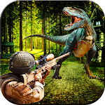 Jungle Dinosaur Blitz Icon