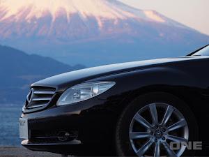 CLクラス W216 550のカスタム事例画像 Buyuukai_hyoushiさんの2020年03月21日21:34の投稿
