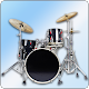 Easy Real Drums-Real Rock and jazz Drum music game Android apk