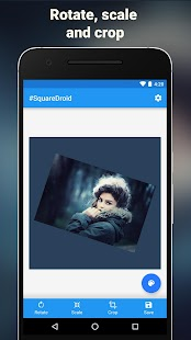 #SquareDroid: Full Size Photo for Instagram and DP- screenshot thumbnail
