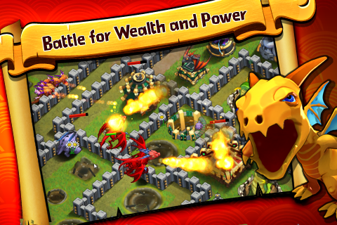 Dragon Mania Mod Apk Android 1 ~ Android Game Apk Mod