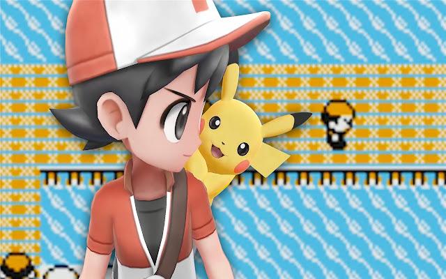 Pokémo Theme & New Tab