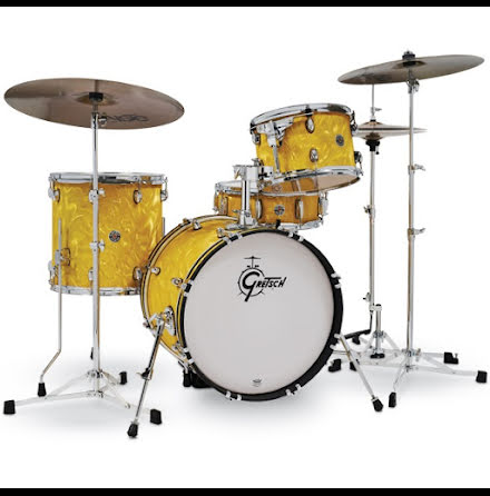 Gretsch Catalina Club - CT1-J484-YSF - Yellow Satin Flame
