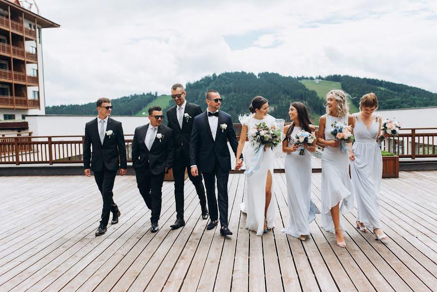 Wedding photographer Volodymyr Harasymiv (VHarasymiv). Photo of 02.03.2019