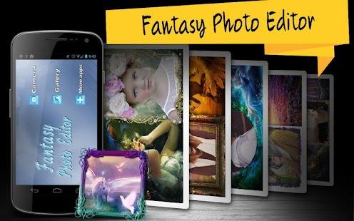 Fantazie Editor Fotografií - náhled