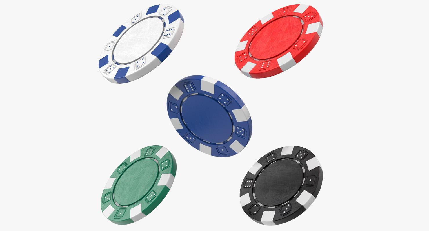 Phỉnh poker mang nhiều giá trị khác nhau