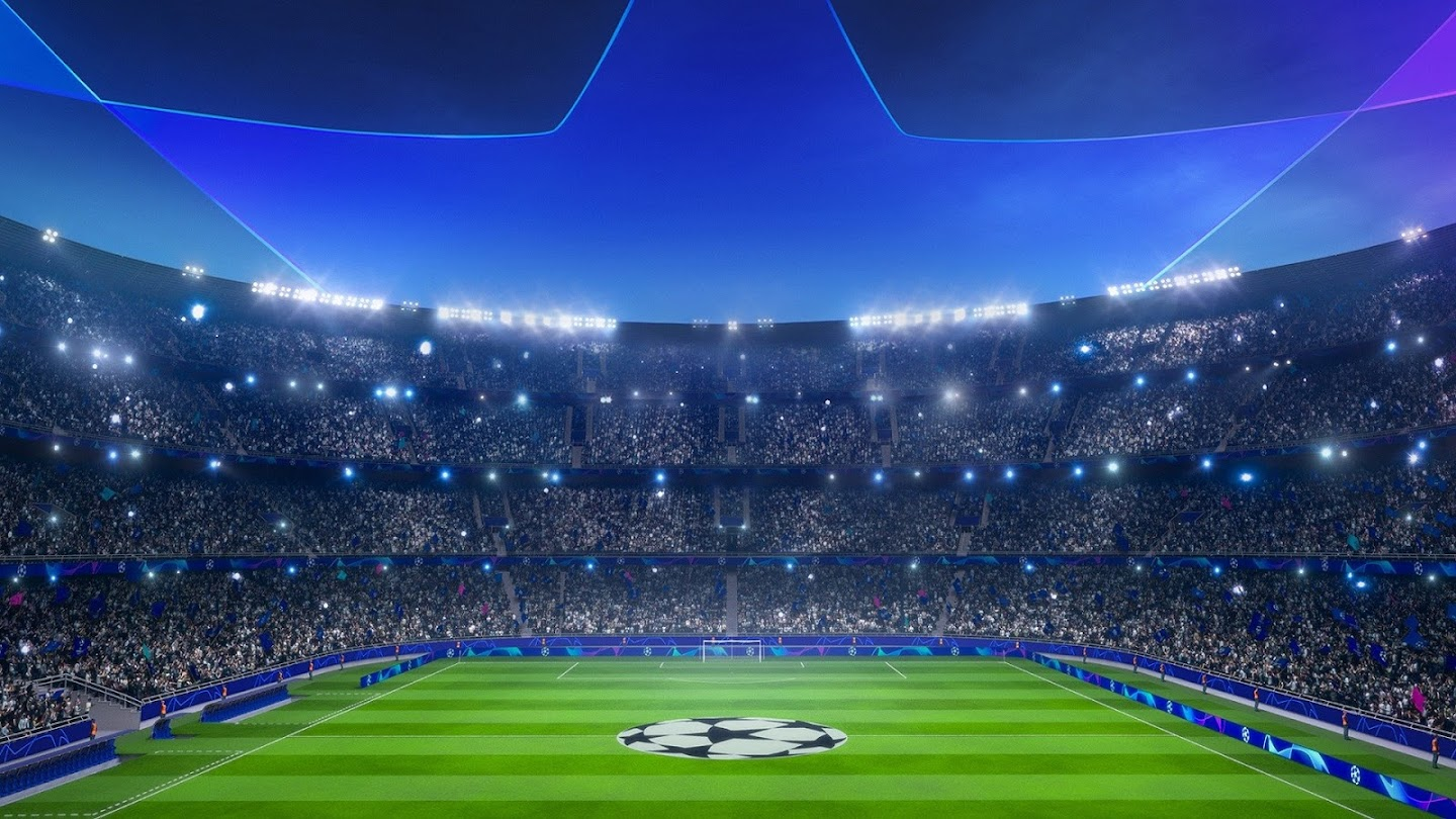 Watch UEFA Champions League Today live