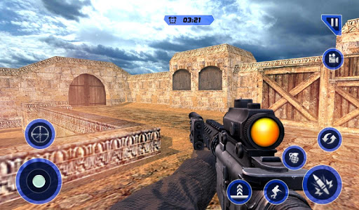 Army Counter Terrorist Attack Sniper Strike Shoot 1.6.2 screenshots 2