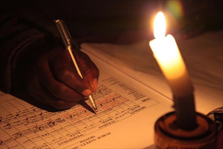 Eskom implemented stage four-load shedding on Monday. Picture: GALLO IMAGES