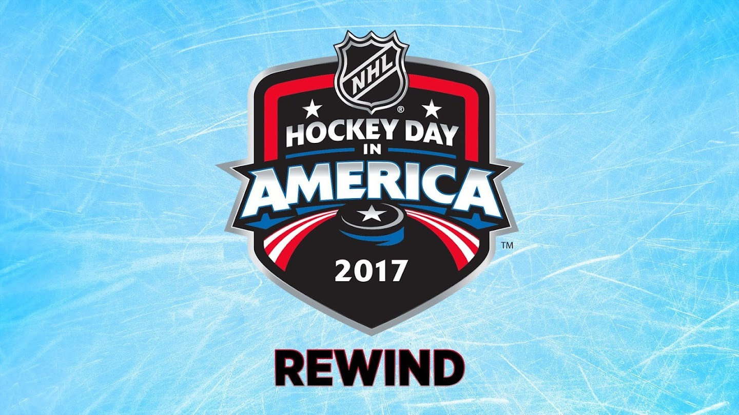 Watch Hockey Day in America Rewind live