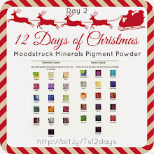 Photo: Thea's #Younique 12 Days of Christmas: Day 2 - Moodstruck Minerals Pigment Powder - a lovely variety of colours to choose from. Do you know what I did today? I even wore some on my lips! They're all natural pigments - made of finely-crushed minerals, amino acids, and vitamin - so you can! How cool is that?? Wicked cool!  SHOP YOUNIQUE BY THEA: http://bit.ly/youbythea    #youniquebythea  #moondstruckminerals #12daysofchristmas  #theateam  #teamthea  #12daysofxmas  #makeupproducts #theas12days
