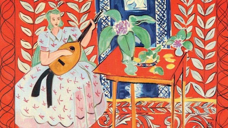 Pháp kỷ niệm 150 năm ngày sinh của Matisse
