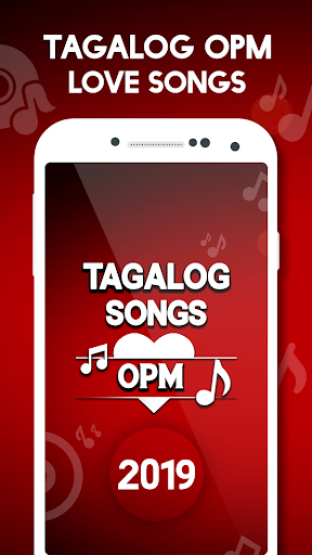 Screenshot for OPM Songs Love : Tagalog OPM Love Songs in Hong Kong Play Store