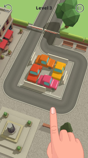 Parking Jam 3D modavailable screenshots 1