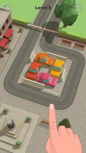 Parking Jam 3D MOD (Unlimited Money) 1